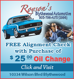 Roysons Blythweood Automotive