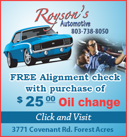 Royson's Automotive